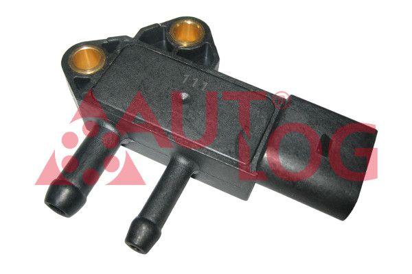 Volkswagen EOS 2008 DPF differential pressure sensor AUTLOG AS4607: