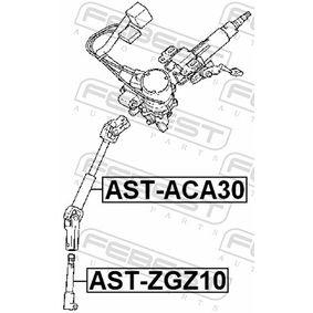 ASTACA30 Árbol de dirección FEBEST AST-ACA30 - Gran selección — precio rebajado