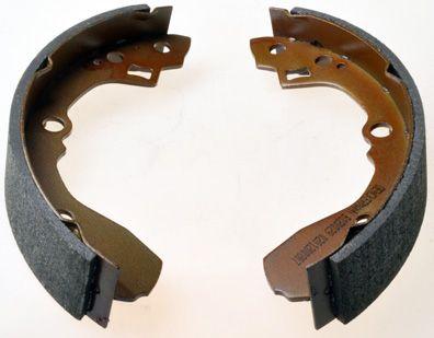 KIA SEPHIA 2000 Bremsbeläge für Trommelbremsen - Original DENCKERMANN B120029 Breite: 36mm