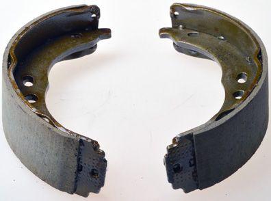 OE Original Bremsbeläge für Trommelbremsen B120111 DENCKERMANN