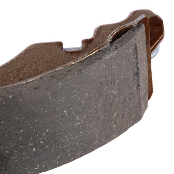 B120136 Trommelbremsbacken DENCKERMANN - Markenprodukte billig