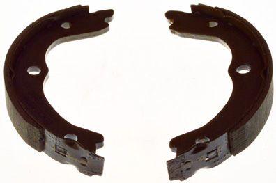 DENCKERMANN: Original Bremsbackensatz B120138 (Breite: 22mm)