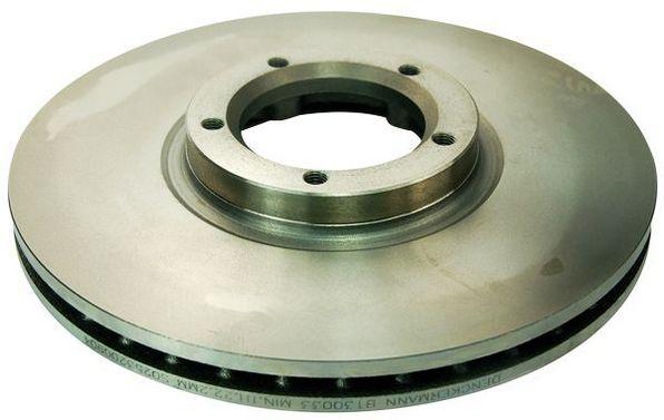 DENCKERMANN Спирачен диск B130033