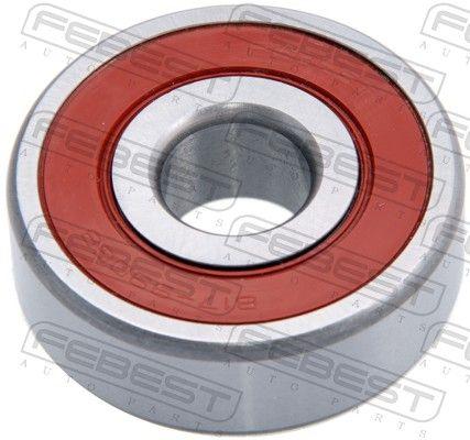 Lampadina luce posteriore B17-99DGB FEBEST — Solo ricambi nuovi