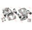 Bremszange BHV933E mit vorteilhaften TRW Preis-Leistungs-Verhältnis