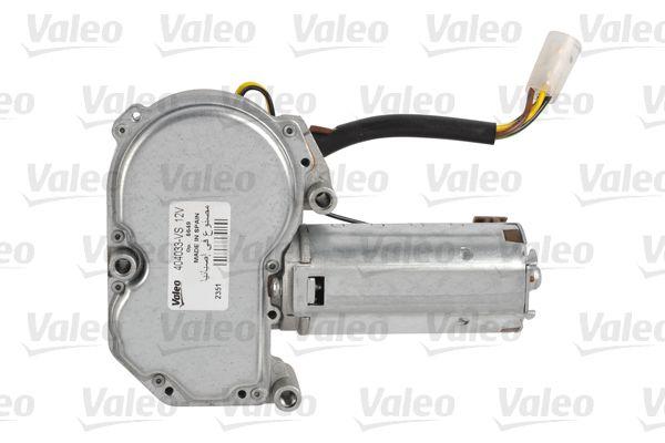 Achat en ligne de Moteur d'essuie-glace VALEO 404033