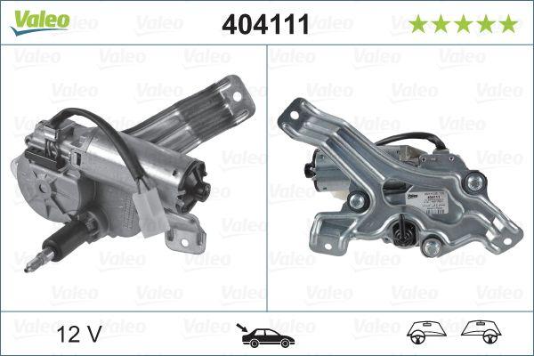 Acheter Moteur d'essuie-glace VALEO 404111 à tout moment