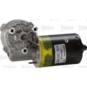 404242 Stikla tīrītāju motors VALEO 404242 Milzīga izvēle — ar milzīgām atlaidēm