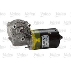 404242 Stikla tīrītāju motors VALEO - Lēti zīmolu produkti