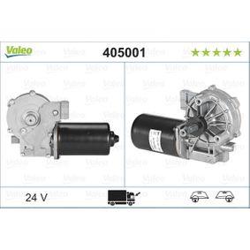 Wischermotor VALEO 405001 mit 34% Rabatt kaufen