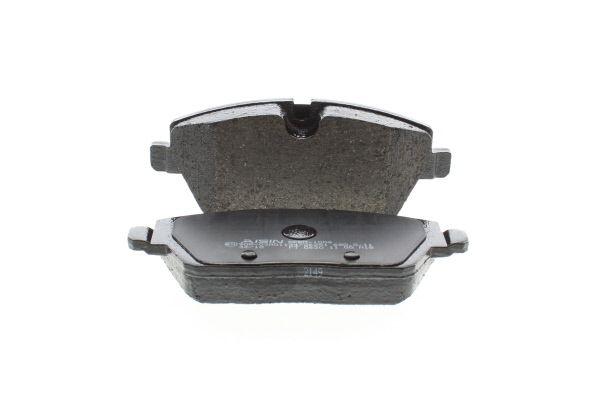 D1308 AISIN für Verschleißwarnanzeiger vorbereitet Höhe 1: 64,9mm, Höhe 2: 53,2mm, Breite 1: 131,2mm, Breite 2: 131,2mm, Dicke/Stärke 1: 17,5mm, Dicke/Stärke 2: 17,5mm Bremsbelagsatz, Scheibenbremse BPBM-1006 günstig kaufen