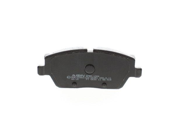BPBM1006 Bremsbeläge AISIN 23916 - Große Auswahl - stark reduziert