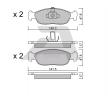 Bremsbelagsatz, Scheibenbremse BPCI-1004 — aktuelle Top OE 4252 67 Ersatzteile-Angebote