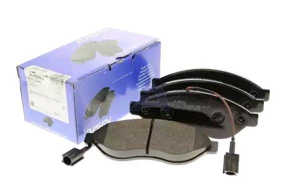 Achetez des Kit de plaquettes de frein, frein à disque AISIN BPFI-1040 à prix modérés