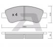 Bremsbelagsatz, Scheibenbremse BPPE-1005 — aktuelle Top OE 16 11 293 980 Ersatzteile-Angebote