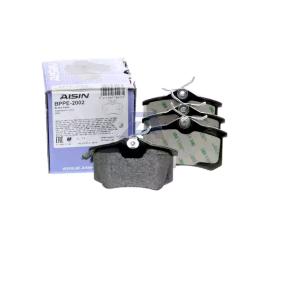 BPPE2002 Bremsbelagsatz, Scheibenbremse AISIN BPPE-2002 - Große Auswahl - stark reduziert