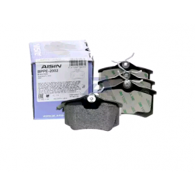 BPPE2002 Bremsbeläge AISIN BPPE-2002 - Große Auswahl - stark reduziert