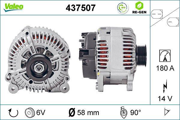 ostke Generaator 437507 mistahes ajal