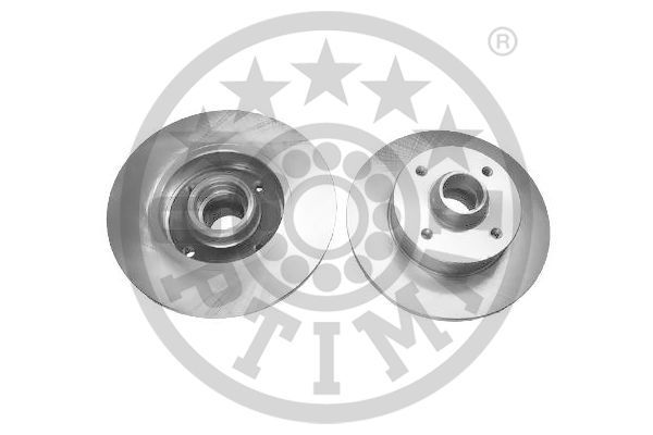 VW Disque de frein d'Origine BS-0240C