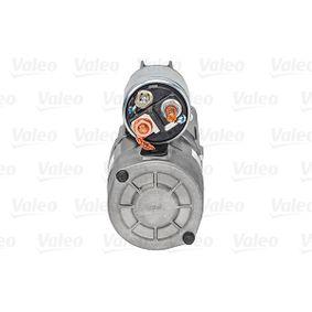 438027 Starter VALEO - Markenprodukte billig