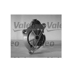438030 Anlasser VALEO ND204 - Große Auswahl - stark reduziert