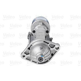438168 Motorino d'avviamento VALEO Test