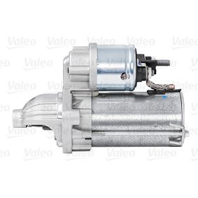 Motorino d'avviamento 438168 di VALEO