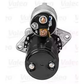 438183 Anlasser VALEO D6RA93 - Große Auswahl - stark reduziert