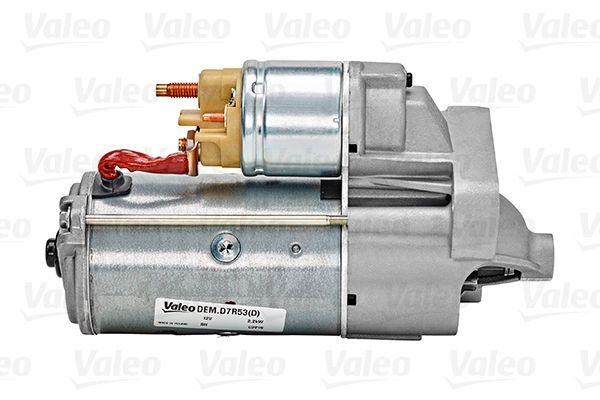 455745 Starter VALEO in Original Qualität