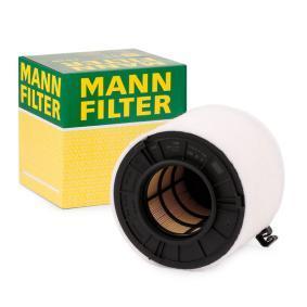 MANN-FILTER Luftfilter C 17 011 für AUDI