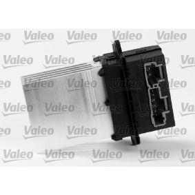 509355 Élément de commande, climatisation VALEO - Produits de marque bon marché