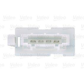 VALEO 509505 Bedienelement Klimaanlage