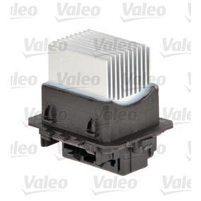 509961 Bedienelement, Klimaanlage VALEO Erfahrung