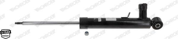 C1514R MONROE Gasdruk, Dempingskracht elektronisch verstelbaar, Veerpoot Schokdemper C1514R