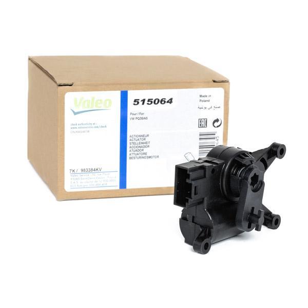 515064 Servomotor, blandingsklap VALEO 515064 - Stort udvalg — stærkt reduceret