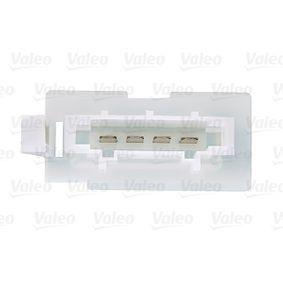 Klimaanlage VALEO 509921 Bedienelement