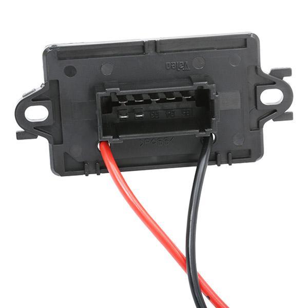515081 Élément de commande, climatisation VALEO - Produits de marque bon marché