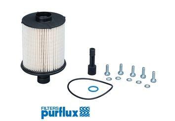 Origine Filtre à carburant PURFLUX C869 (Hauteur: 142mm)