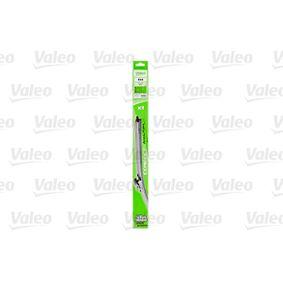 Pirkt E45 VALEO COMPACT EVOLUTION Bez karkasa, 450mm Noformējums: ar spoileri Stikla tīrītāja slotiņa 575903 lēti