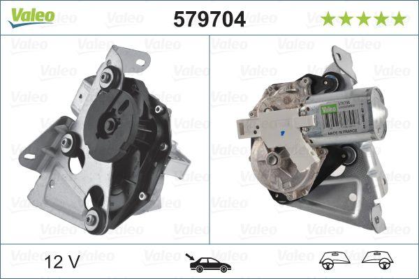 VALEO: Original Scheibenwischermotor 579704 ()