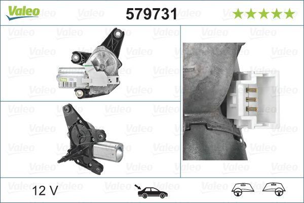 VALEO: Original Wischermotor 579731 ()