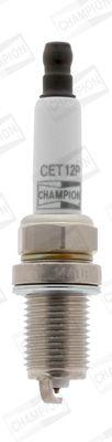 Pieces d'origine: Bougie d'allumage CHAMPION CET12PSB (Écart. électr.: 0,75mm) - Achetez tout de suite!