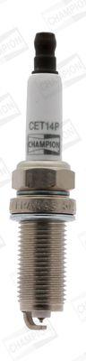 SUBARU TRIBECA 2014 Zündkerzen - Original CHAMPION CET14PSB E.A.: 0,75mm, Gewindemaß: M14x1.25