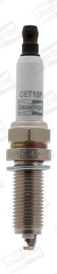 MERCEDES-BENZ GL 2008 Zündungsteile - Original CHAMPION CET15P E.A.: 0,75mm, Gewindemaß: M12x1.25