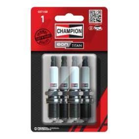 CET2 CHAMPION Aerovantage Spoiler Ti Poly-V Elektr.avst.: 0,9mm, Gängmått: M14x1.25 Tändstift CET2SB köp lågt pris