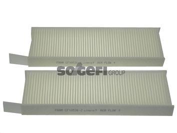 Kupeluftfilter CF10536-2 FRAM — bara nya delar