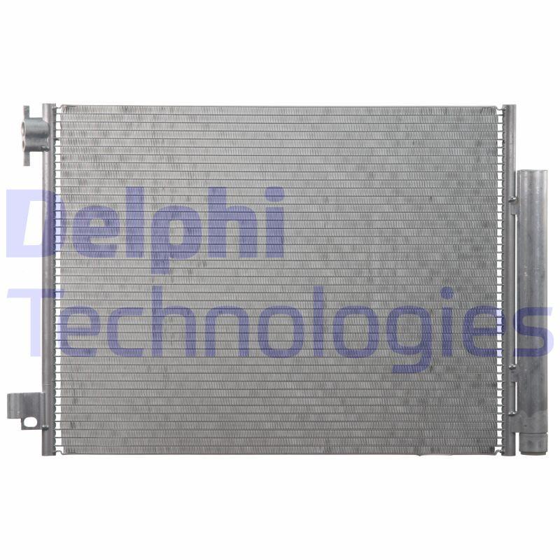 RENAULT CLIO 2014 Klimakühler - Original DELPHI CF20292