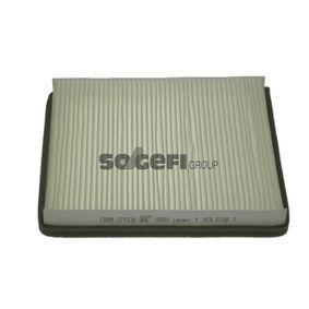 SIP1662 FRAM Pollenfilter Breite: 193mm, Höhe: 32mm, Länge: 226mm Filter, Innenraumluft CF9338 günstig kaufen