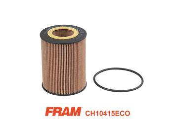 CH10415ECO FRAM Filtereinsatz Innendurchmesser: 42mm, Ø: 82mm, Höhe: 104mm Ölfilter CH10415ECO günstig kaufen