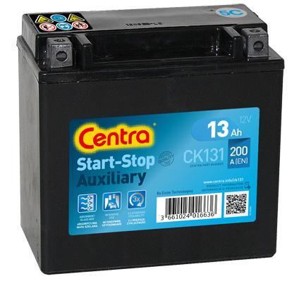 OE Original Autobatterie CK131 CENTRA